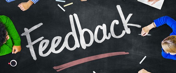 Getting SaaS software feedback
