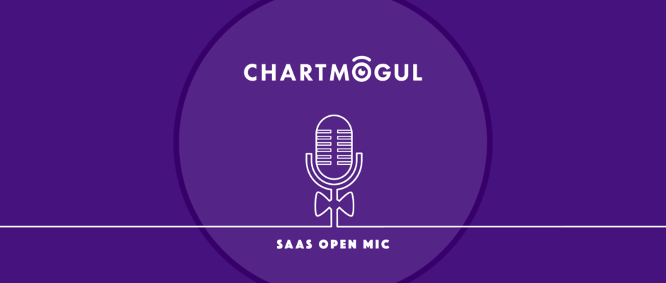 Cover SaaS Open Mic: Product Management in a SaaS Business