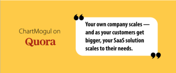 SaaS business model benefit