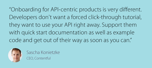 CEO Contentful API