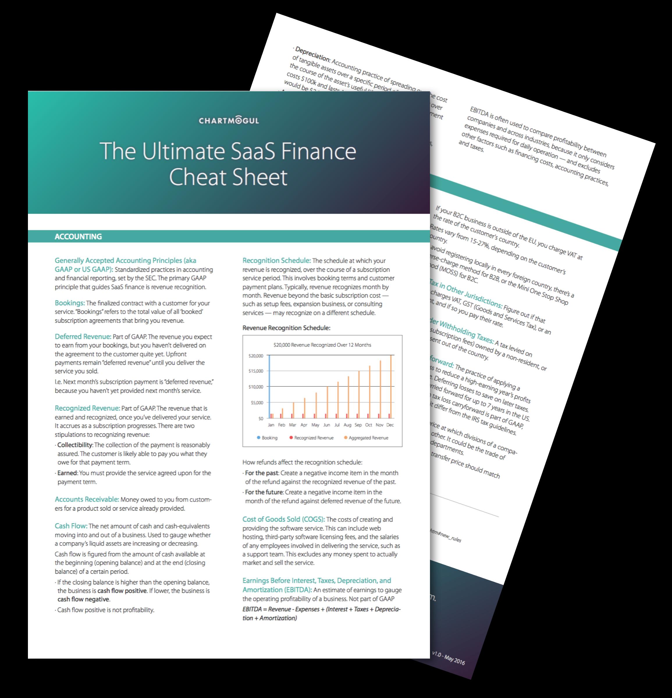 SaaS Finance