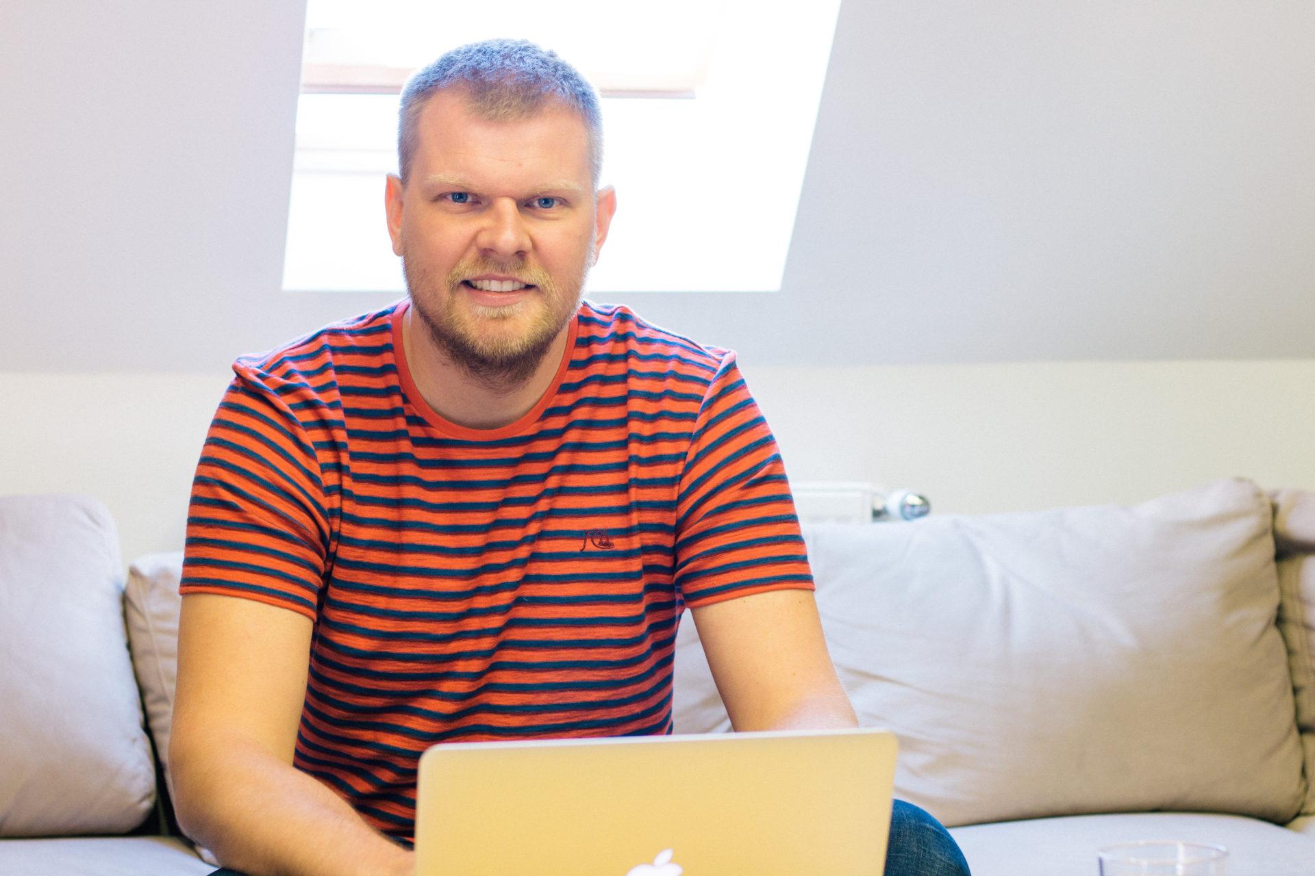 Szymon Klimczak, CMO LiveChat