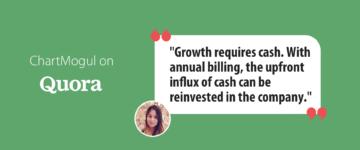 subscription annual billing