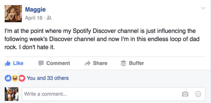 subscription services facebook