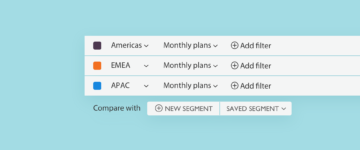 ChartMogul Segmentation UI