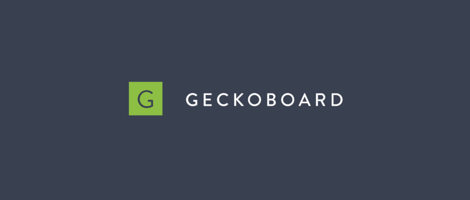Geckoboard ChartMogul