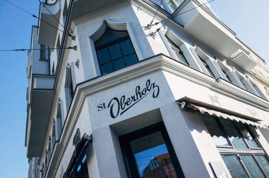 St Oberholz cafe