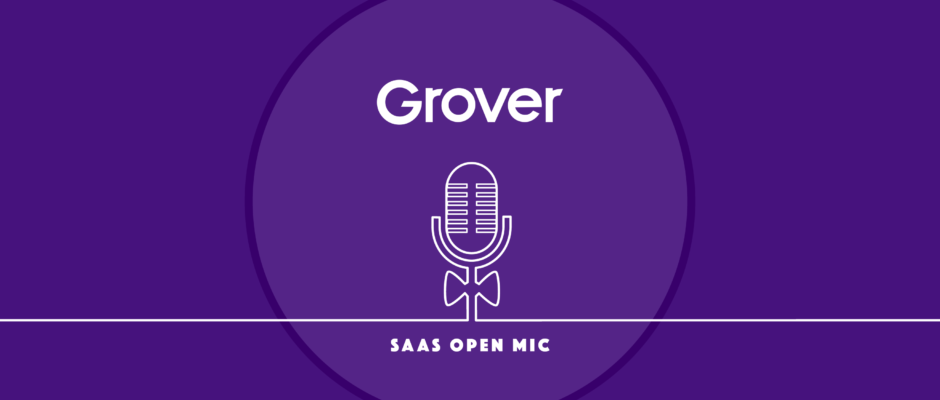 Cover Grover: Kiss goodbye to buying?