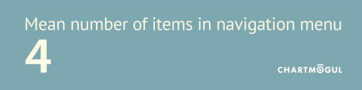 nav items data