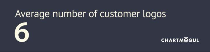 Customer logos data