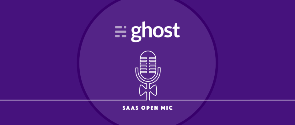 Cover Ghost CEO John O'Nolan: How we built the non-profit, distributed SaaS company of our dreams