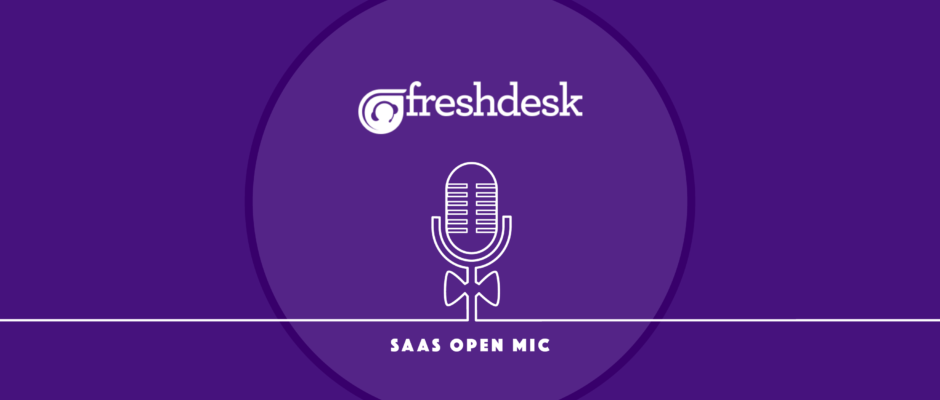 Cover Freshdesk's Arun Mani on European SaaS expansion, diversity and self-reinvention