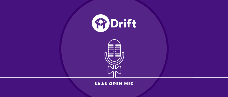 Cover David Cancel, CEO of Drift on chatbots, metrics & mentorship