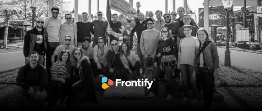 Frontify grew 10 to 80 employees in 3 years with ChartMogul