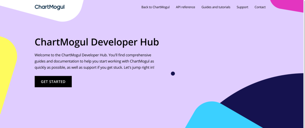Our API and documentation allow customers to build complex integrations with ChartMogul