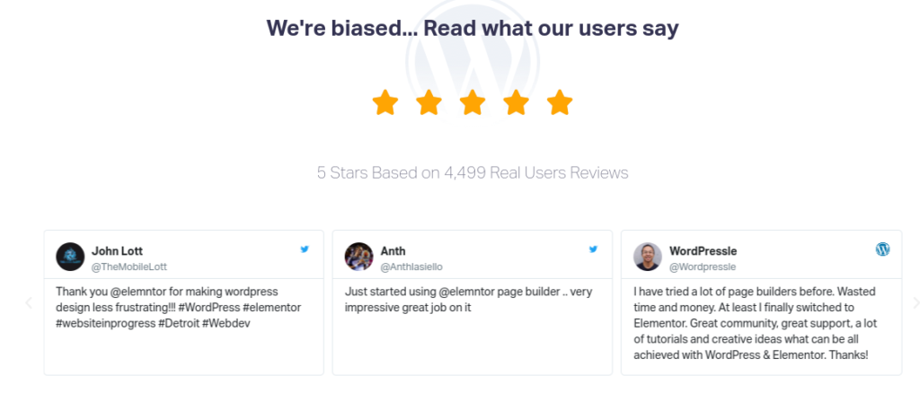 Social media can generate a large amount of positive reviews on autopilot