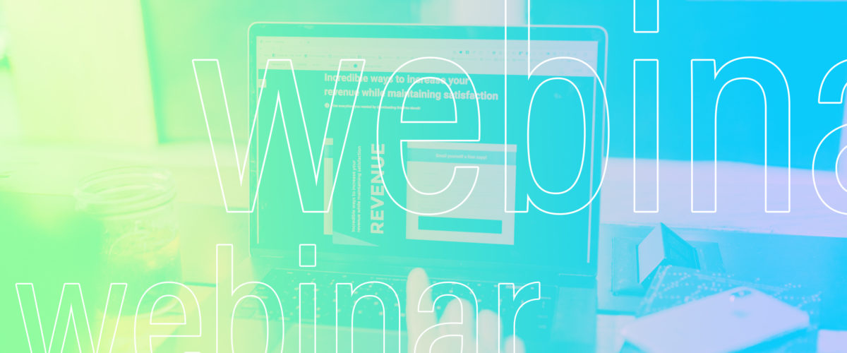 Webinar Marketing: Learn How Webinars Can Be Used at Every Stage of the Customer Life Cycle