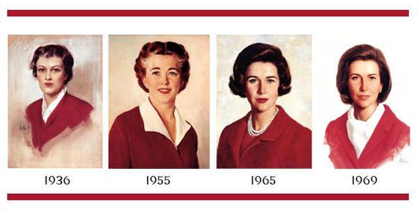 Betty Crocker 1936-1969