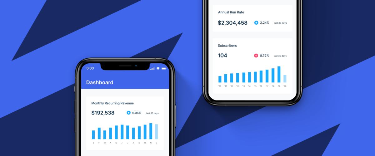 ChartMogul iPhone app