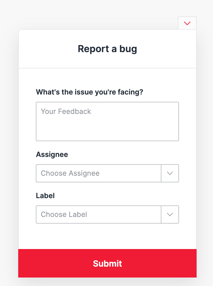 Feedback can be collected quickly on the go