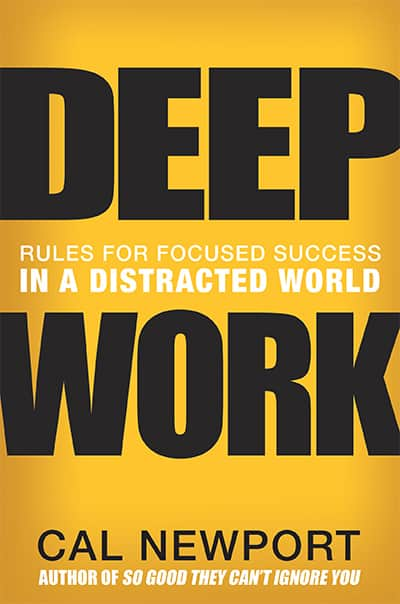 Content and Deep Work